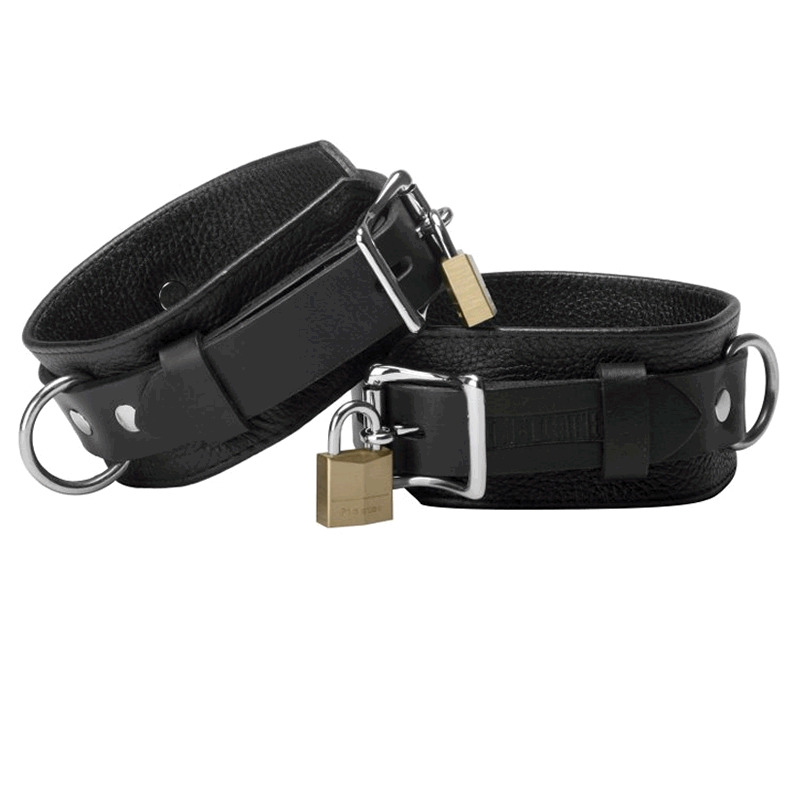 Deluxe Locking Cuffs-Ankle